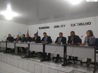 """Câmara aprova lei da """"Blitz do IPVA"""" e da Vigilância Sanitária no Município de Gilbués"""