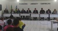 Câmara Municipal elege nova Mesa Diretora