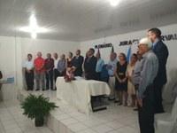 Câmara Municipal realiza solenidade de entrega de Títulos de Cidadãos e Cidadãs gilbueenses