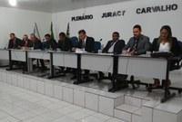 Câmara vota Prestação de Contas do Exercício Financeiro 2014
