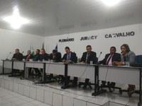 Com Plenário lotado Câmara aprova REURB
