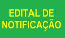 Edital de Notificação nº 01/2019