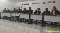 Em Sessão mais longa de sua história, Câmara extingue o Mandato do Prefeito de Gilbués
